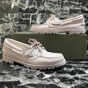 TIMBERLAND WOMEN'S NOREENLITE HANDSEWN BOAT SHOES